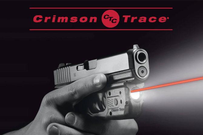 crimson trace recall issued