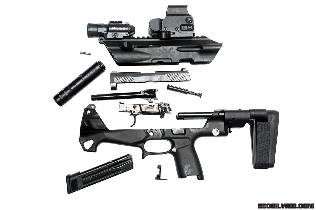 Review: Fire Control Unit X01, a Modular Pistol Chassis