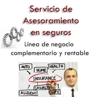 Servicio de asesoramiento en seguros