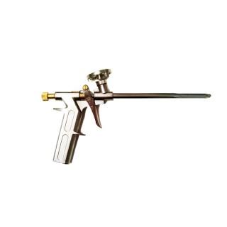 Pistola  schiuma poliuretanica spray e pulitore schiuma