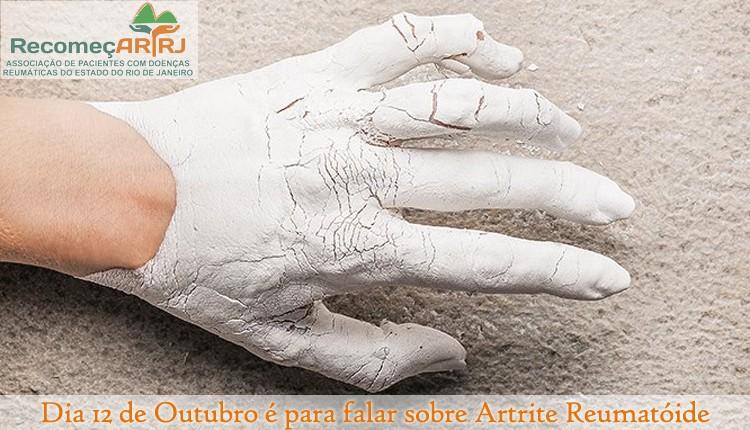 dia da artrite reumatoide