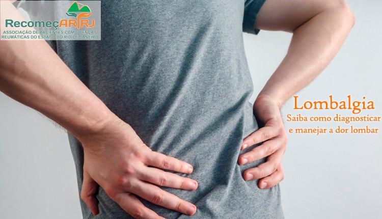 lombalgia-sintomas - Recomeçar RJ