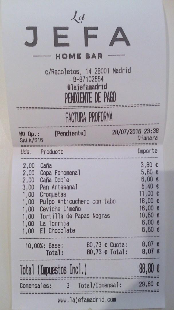 La Jefa (Madrid)