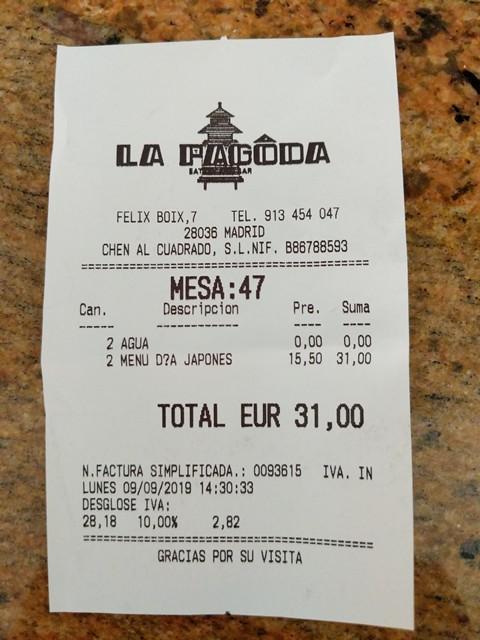 La Pagoda (Madrid)