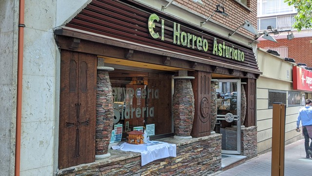 El Horreo (Madrid)