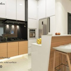 Budget Kitchen Cabinets Window Shades How To Save Money On Your Renovation Recommend My Living Angsana Package Rm17 400