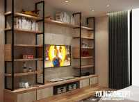 50 TV Cabinet Designs For Your Living Room | Recommend.my ...