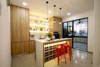 14 Wet and Dry Kitchen Design Ideas in Malaysian Homes ...