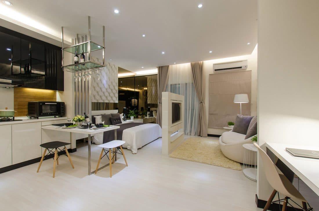 10 Small Apartment Interior Designs Below 800 Sq Ft ...