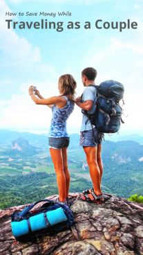 How to Save Money While Traveling as a Couple