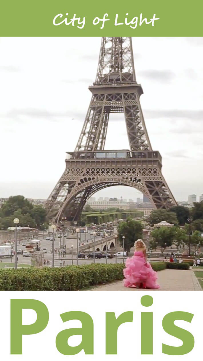 Paris – City Of Light