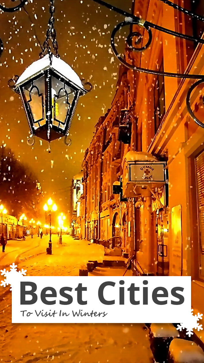 Best Cities To Visit In Winters