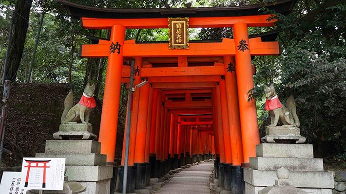 Fushimi Inari-Taisha, Kyoto City