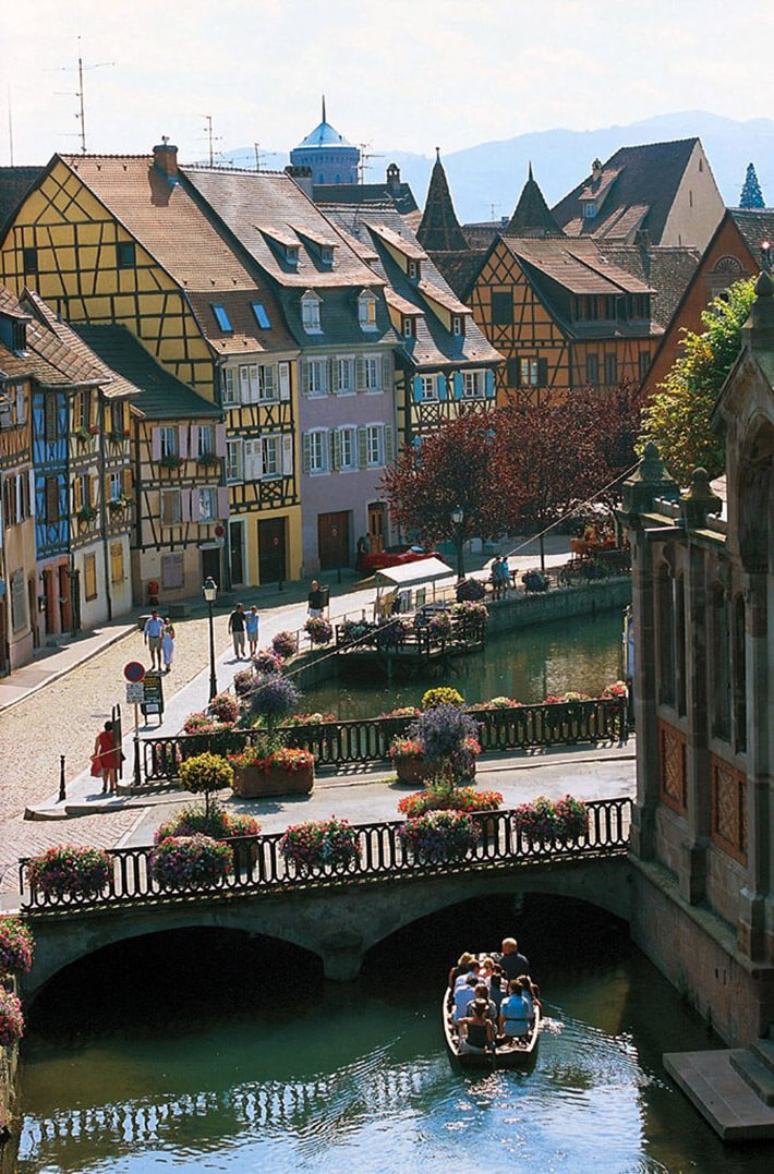 Real Life Fairytale Villages In Europe
