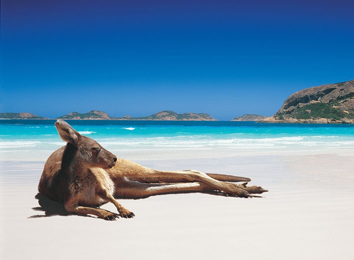 Broome to Perth, Western Australia