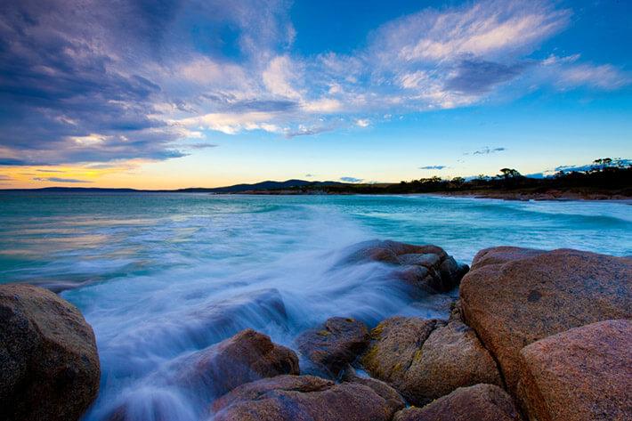 Launceston to Hobart, Tasmania