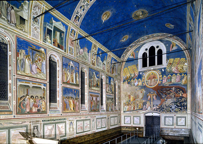 Padua's Scrovegni Chapel