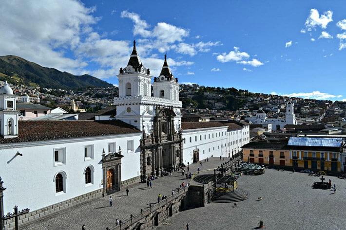San Francisco Church, Quito