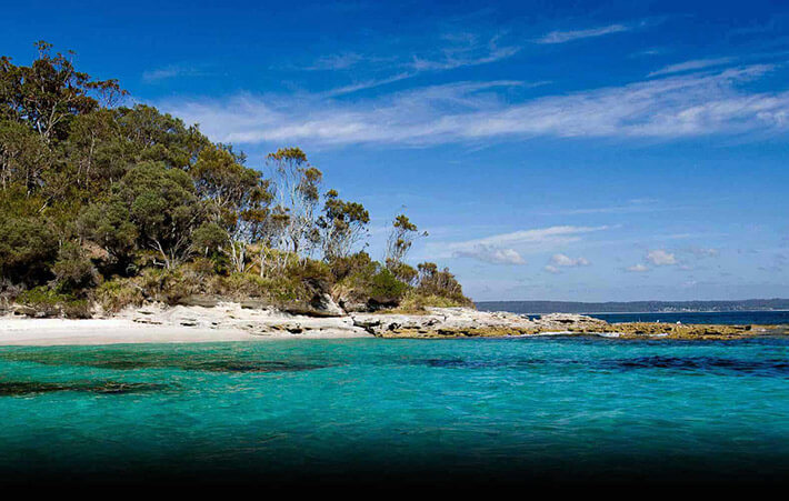 Sydney to Jervis Bay, NSW