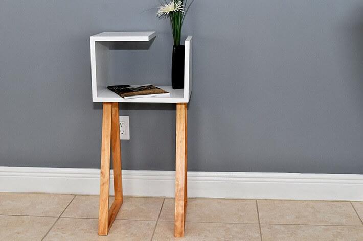 DIY - Modern Nightstand