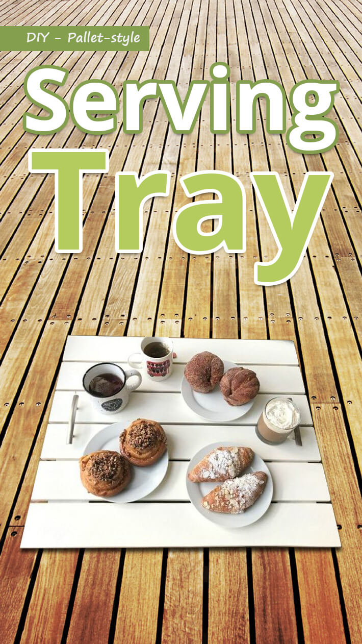 Recommended Tips Diy Pallet Style Serving Tray Recommended Tips # Diy Pallete Cuisine