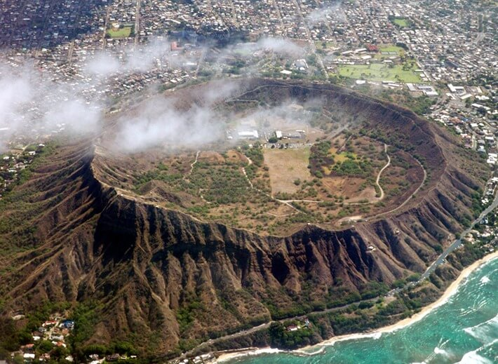 Diamond Head State Monument, Oahu