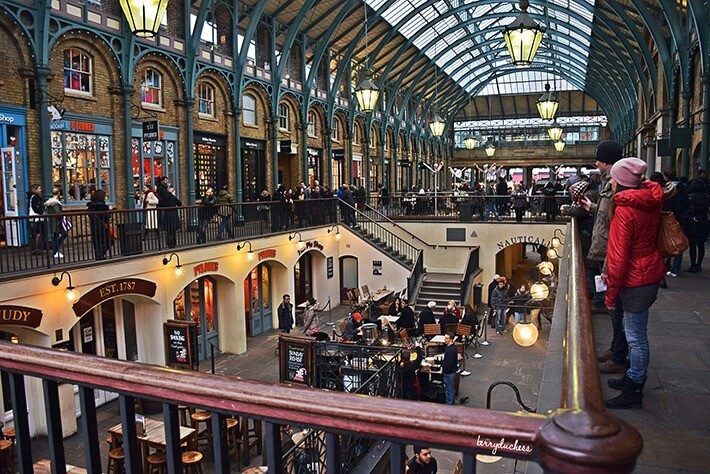 The Covent Garden Market