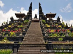 Besakih Tample - Recommended Destinations in Bali