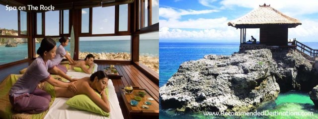 Spa on The Rock - Ayana Resort and Spa
