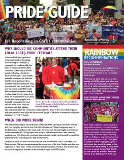 Pride Guide for Reconciling in Christ Communities | ReconcilingWorks