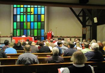 A New RIC Community: Christ the King Lutheran Church (Nashua, NH)