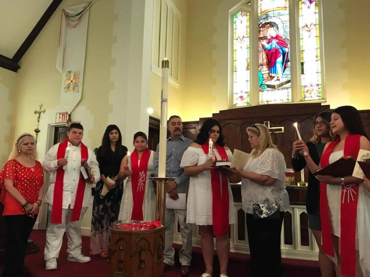 A New RIC Community: Emanuel Lutheran Church (Dallas, TX)