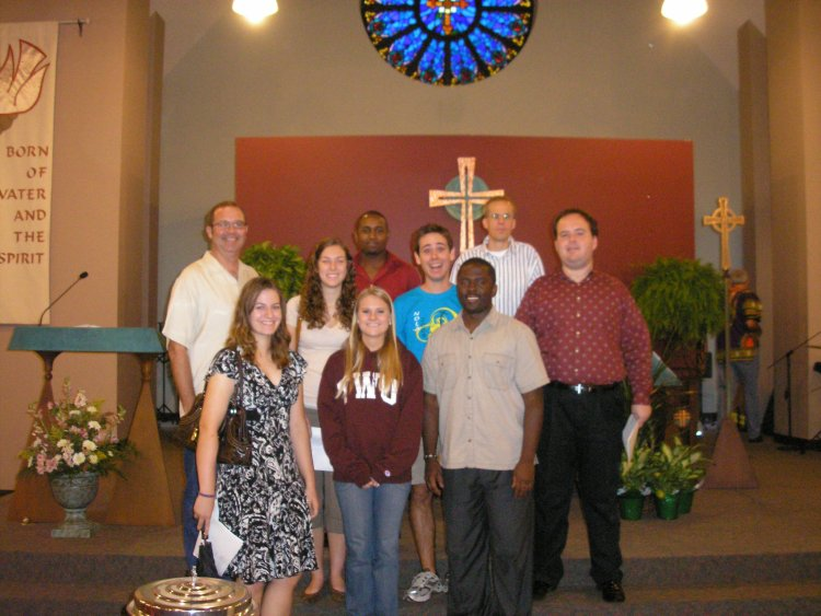 A New RIC Community: Lutheran Campus Ministry University of North Texas (Denton, TX)