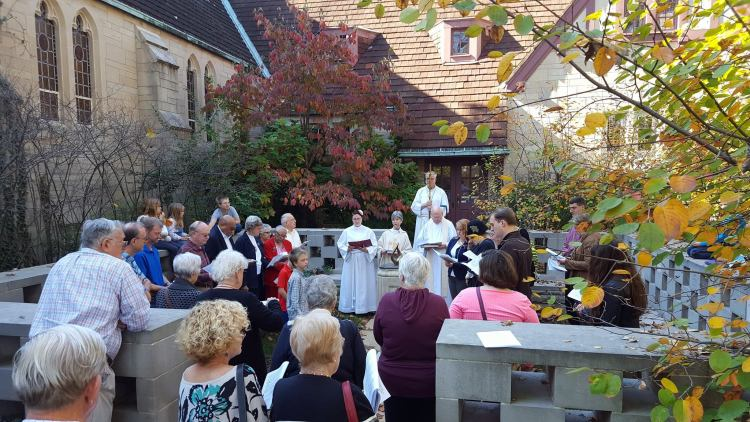 A New RIC Community: Christ Lutheran Church (Webster Groves, MO)
