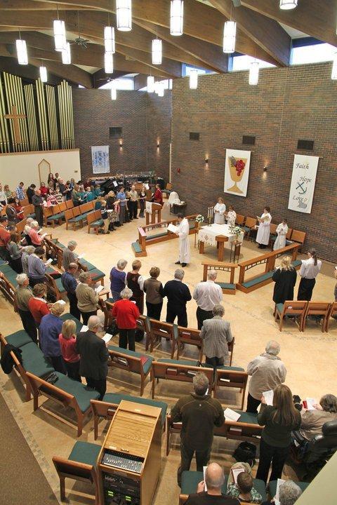 A New RIC Community: Antioch Lutheran Church (Farmington Hills, MI)