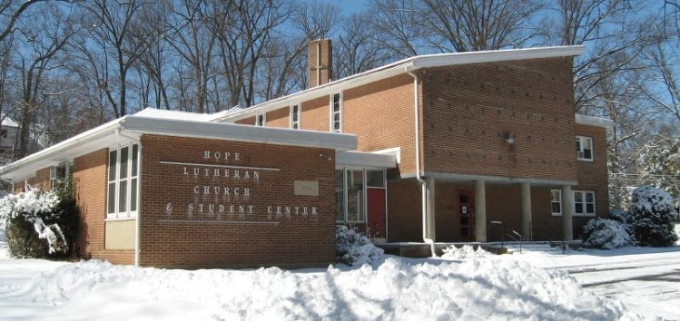A New RIC Community: Hope Lutheran Church and Student Center (College Park, MD)
