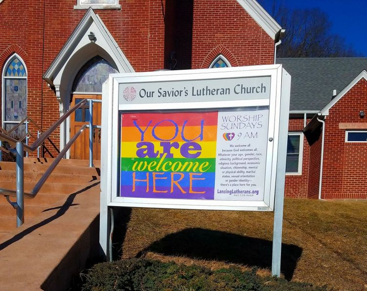 A New RIC Community: Our Savior's Lutheran Church (Lansing, IA)