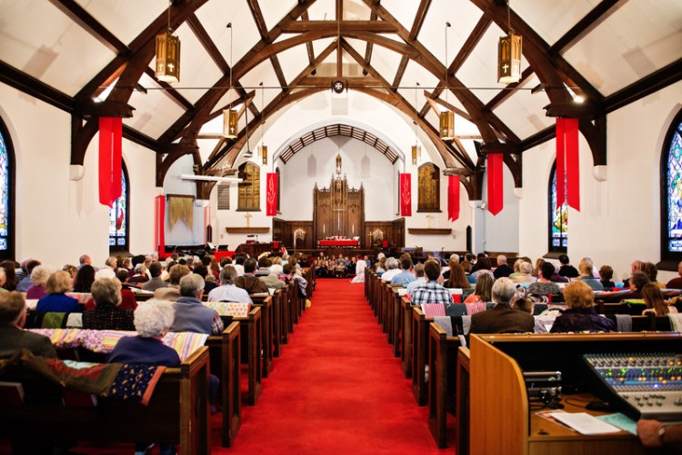 A New RIC Community: First Lutheran Church (Bemidji, MN)