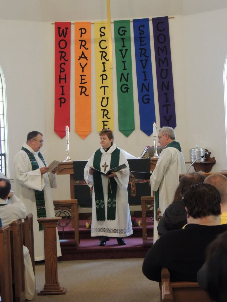 A New RIC Community: Trinity Lutheran Church (Dover, NJ)
