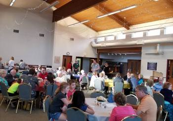 A New RIC Community: All Saints Lutheran Church (Palatine, IL)
