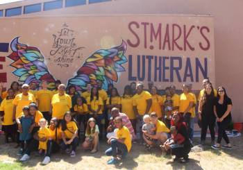 A New RIC Community: St. Mark's Lutheran Church (Los Angeles, CA)
