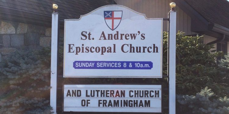 A New RIC Community: Lutheran Church of Framingham, in Partnership with St. Andrew's Episcopal Church (Framingham, MA)