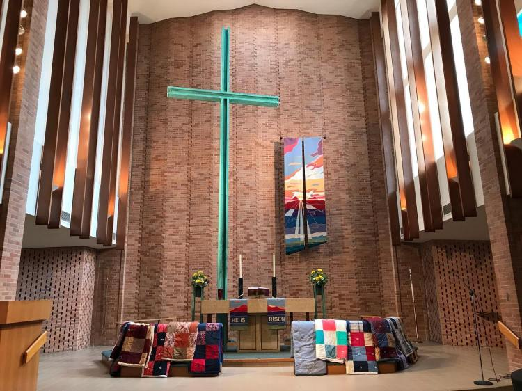 A New RIC Community: St. Michael's Lutheran Church (Roseville, MN)