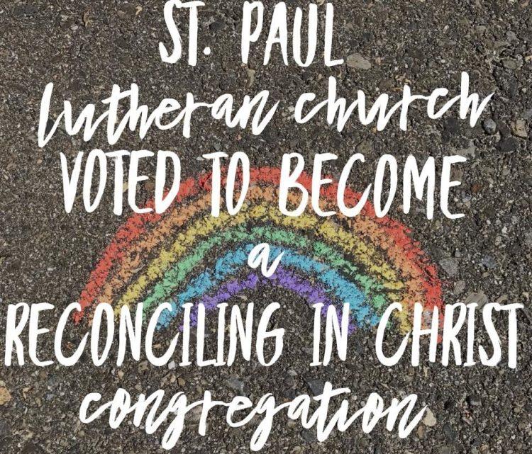A New RIC Community: St. Paul Lutheran Church (Portland, OR)