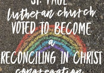 A New RIC Community: St. Paul Lutheran Church (Portland, OR)