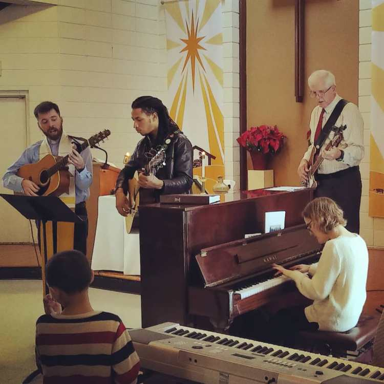 A New RIC Community: Prince of Peace Lutheran Church (Greensboro, NC)