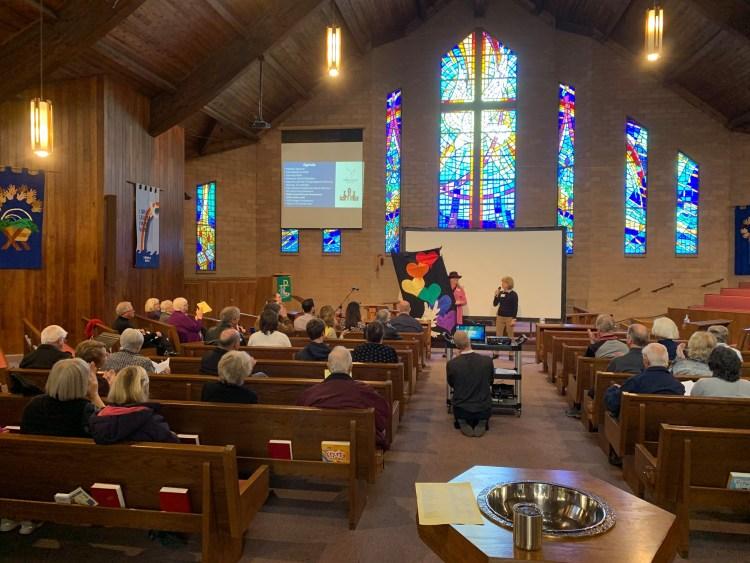 A New RIC Community: Prince of Peace Lutheran Church (Saratoga, CA)