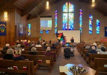 A New RIC Community: Prince of Peace Lutheran Church (Saratoga, CA)
