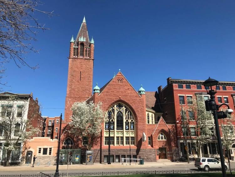 A New RIC Community: First Lutheran Church (Cincinnati, OH)