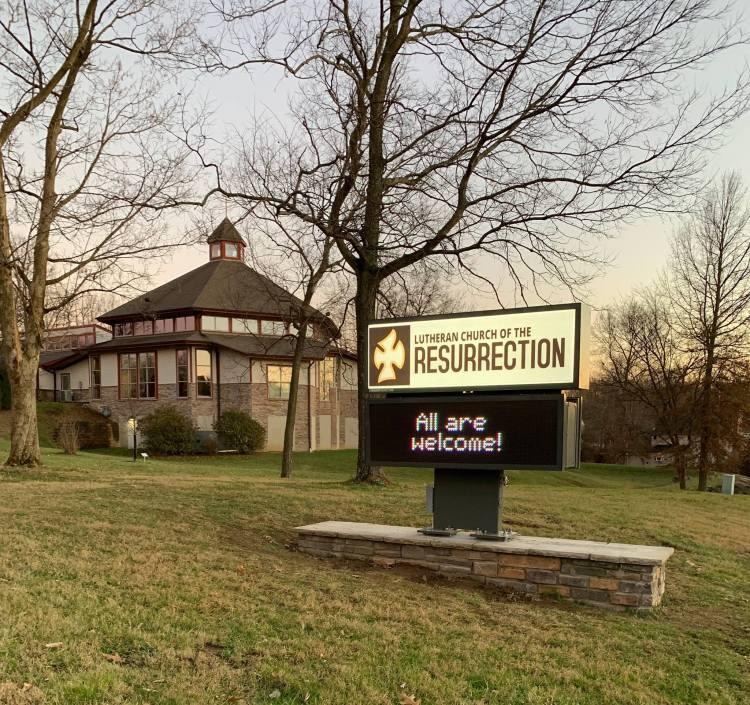 A New RIC Community: Lutheran Church of the Resurrection (Cincinnati, OH)